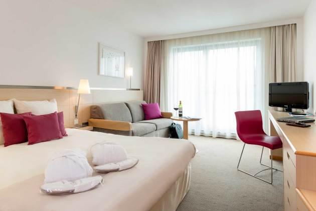 Hotel Novotel Berlin Mitte 1