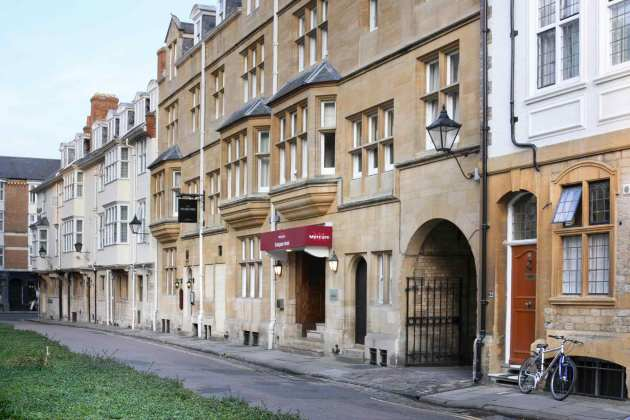 Mercure Oxford Eastgate Hotel Oxford From 163 116