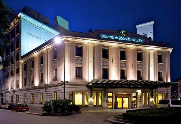 Hotel Visconti Palace Milano