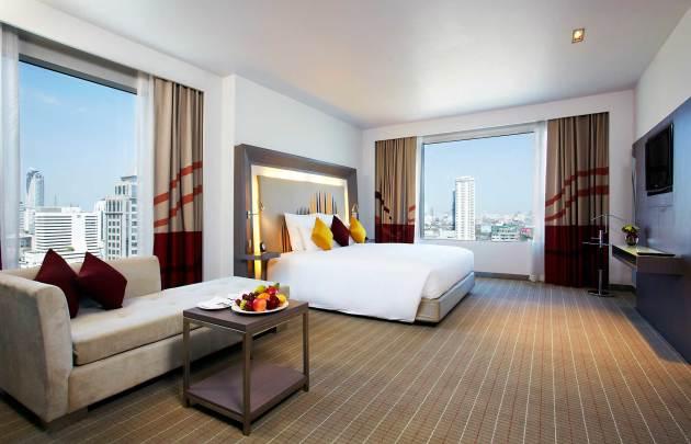 Hotel Novotel Bangkok Ploenchit Sukhumvit thumb-3