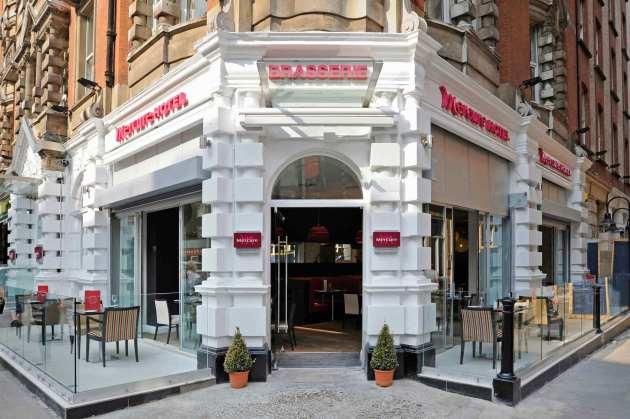Hotel Mercure London Bloomsbury 1