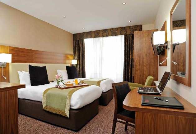 Hotel Mercure London Bloomsbury thumb-4