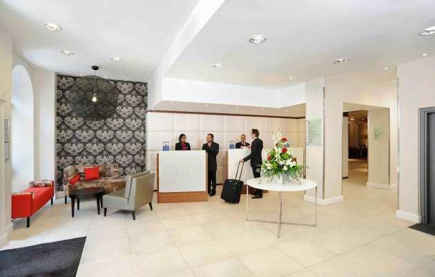 Hotel Mercure London Bloomsbury thumb-2