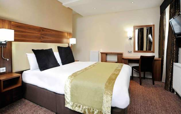 Hotel Mercure London Bloomsbury thumb-3