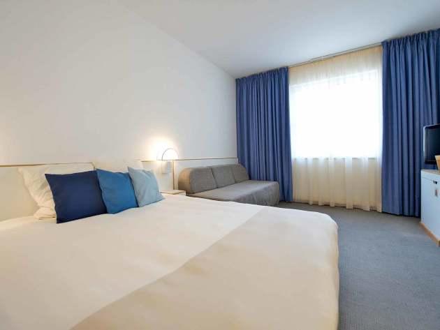 Novotel firenze nord aeroporto hotel sesto fiorentino for Design hotel 54 nord