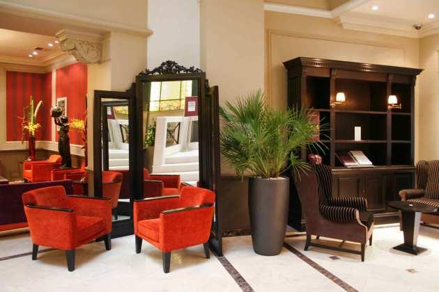 Mercure Paris Terminus Nord Hotel thumb-4