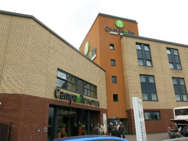 Hotel Campanile Hotel Glasgow Secc 1
