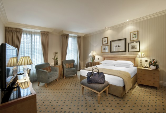 The landmark london hotel london from 294 for Find hotels in london