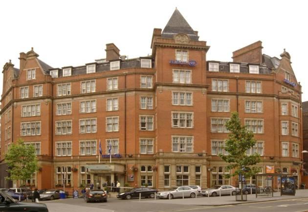 Hilton Nottingham Hotel 1