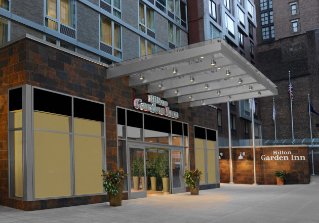 Hotel Hilton Garden Inn New York/west 35th Street 1