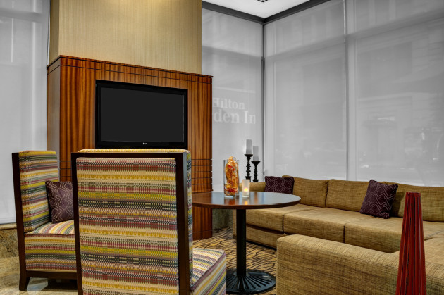 Hotel Hilton Garden Inn New York/west 35th Street thumb-2
