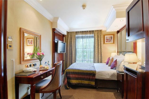 Hotel The Shaftesbury Metropolis London Hyde Park 1
