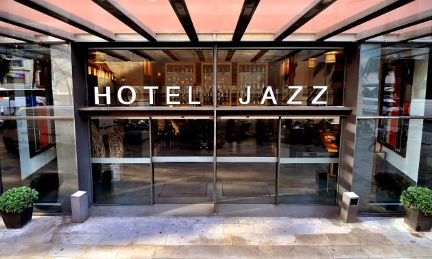 Hotel jazz barcelona desde 94 rumbo for Designhotel jaz