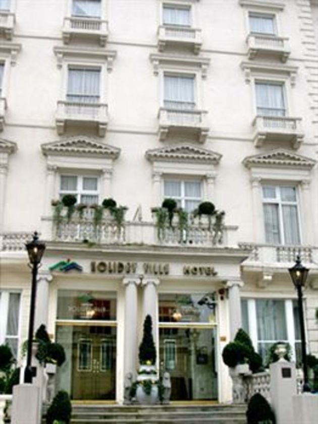 Hôtel Holiday Villa London 1