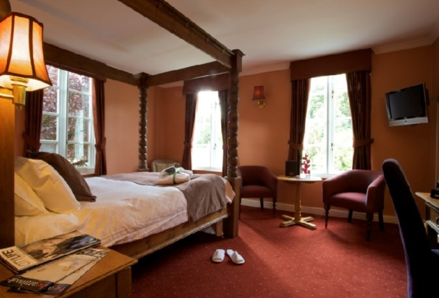 Clumber Park Hotel Four Poster Room