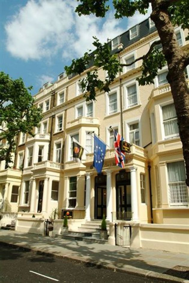 Hotel city continental london kensington londres rumbo for Hotel w londres