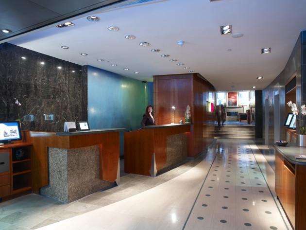 Hotel Club Quarters St. Pauls 1