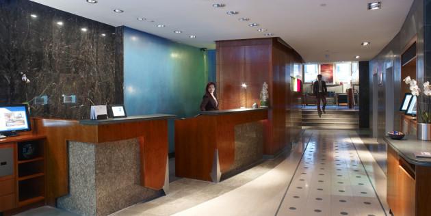 Hotel Club Quarters St. Pauls thumb-2