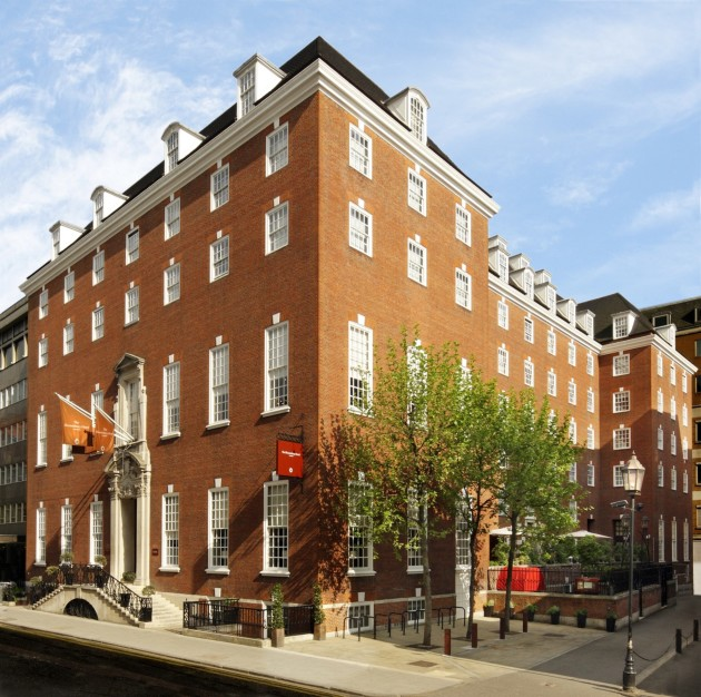 The bloomsbury hotel the doyle collection hotel london for Find hotels in london