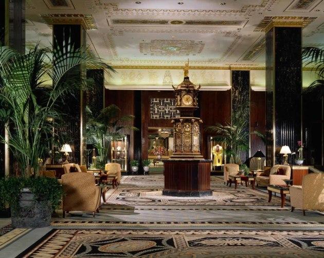 Waldorf astoria new york hotel new york from 481 for Design hotel waldorf