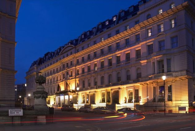 Corus hotel hyde park hotel london from 94 for Find hotels in london