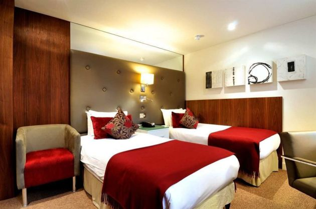 Hotel Doubletree By Hilton Hotel London - West End thumb-2