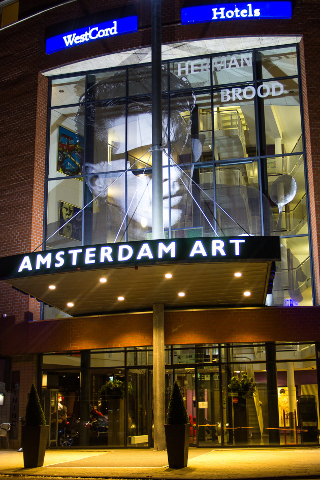 Westcord Art Hotel Amsterdam 4 Star Hotel Amsterdam From