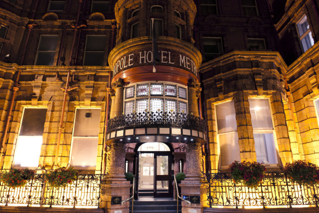 Central Leeds Hotels With Spa