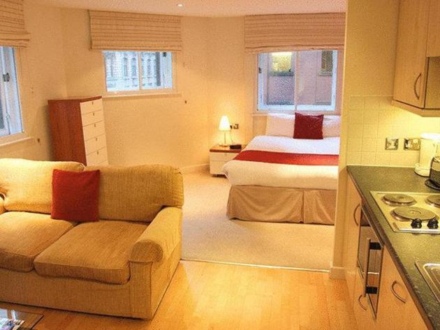 Atrium Serviced Apartments Manchester City Centre Hotel Thumb 3