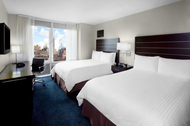 Hotel Hilton New York Fashion District 1