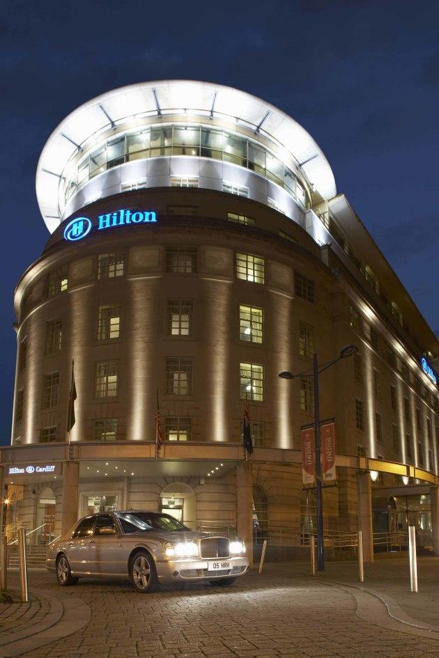 Room Service Example Hilton Hotel