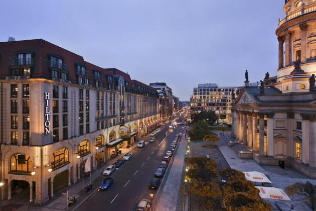 Hotel Hilton Berlin 1
