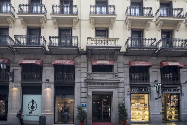 Hotel petit palace londres madrid desde 71 rumbo for Hoteles en la puerta