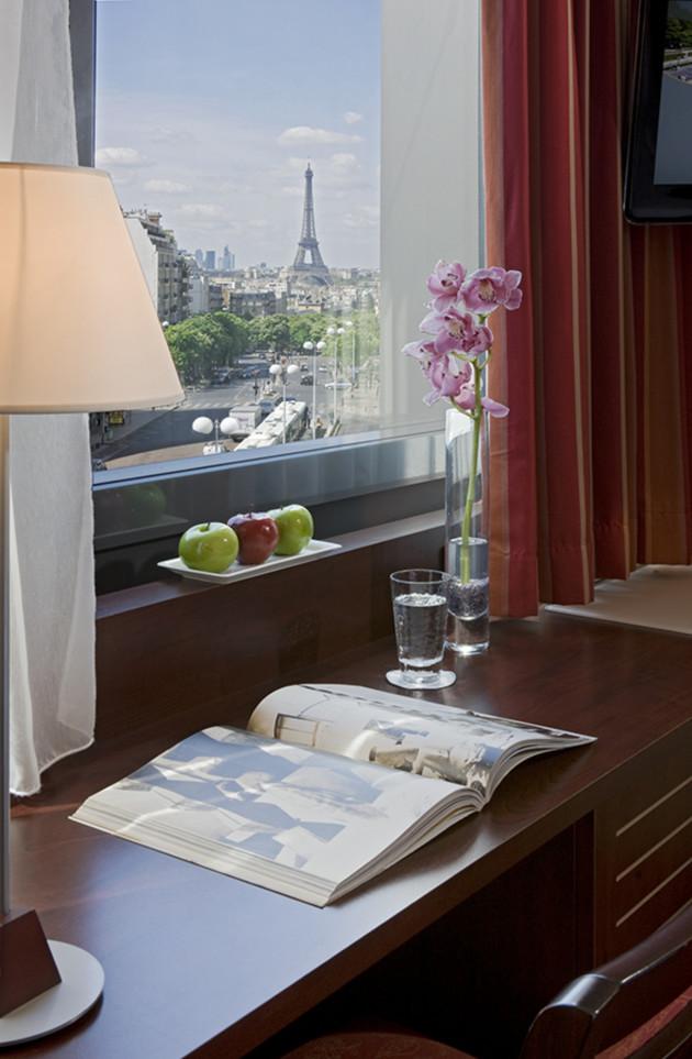 Hotel Concorde Montparnasse Hotel Paris From 123