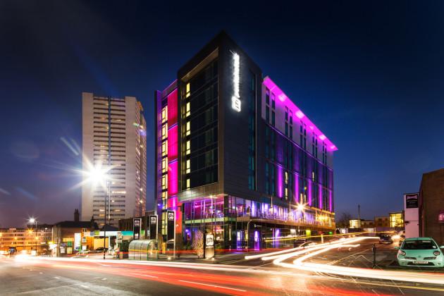 Pentahotel Birmingham Hotel thumb-2