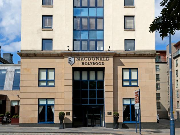 Macdonald Holyrood Hotel 1