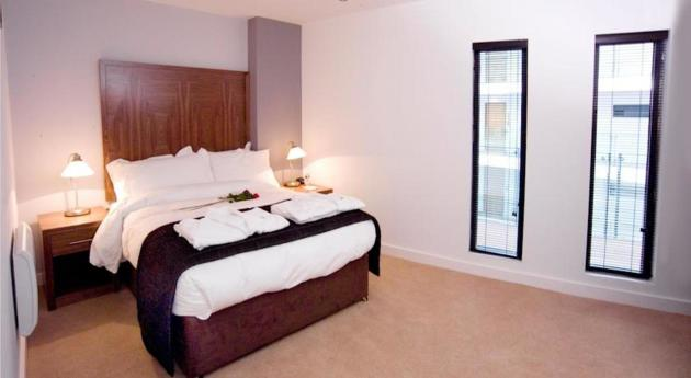 Blue Rainbow Aparthotel - Manchester Central Hotel thumb-3