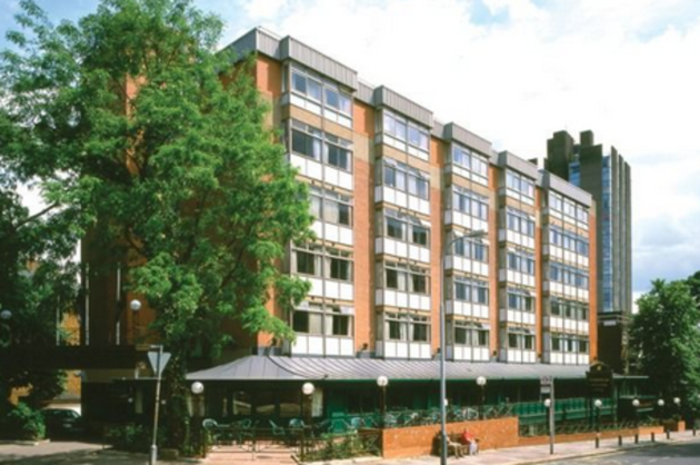 Hotel Hampstead Brittania 1