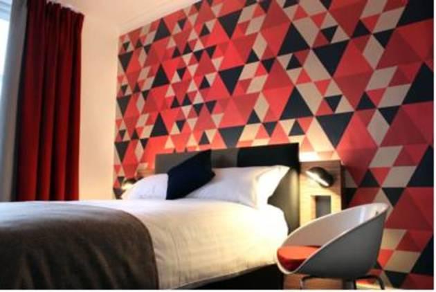 Cityroomz Hotel Edinburgh Hotel 1