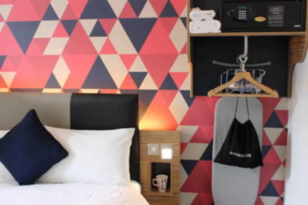 Cityroomz Hotel Edinburgh Hotel thumb-4