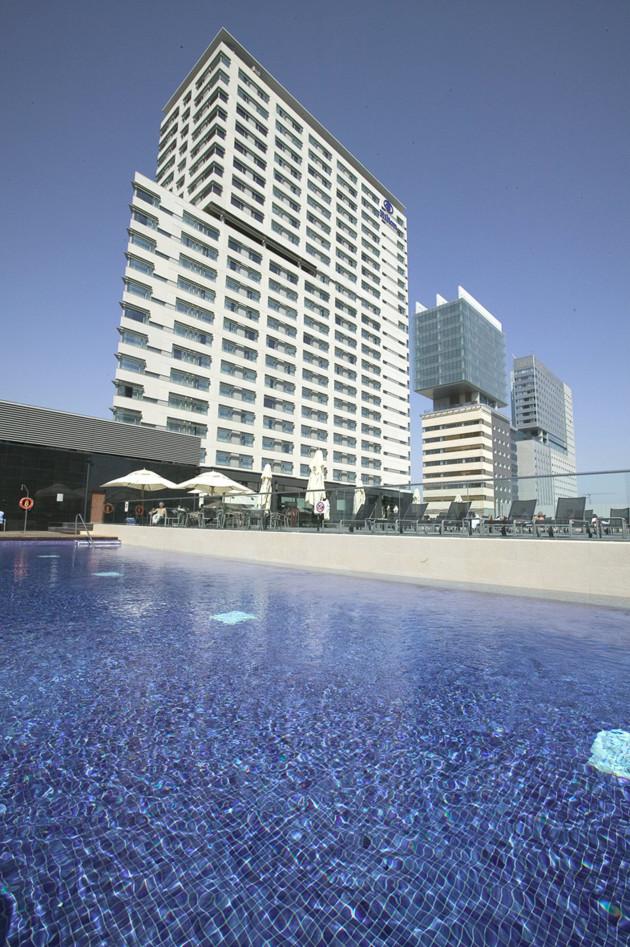Hotel Hilton Diagonal Mar Barcelona thumb-4