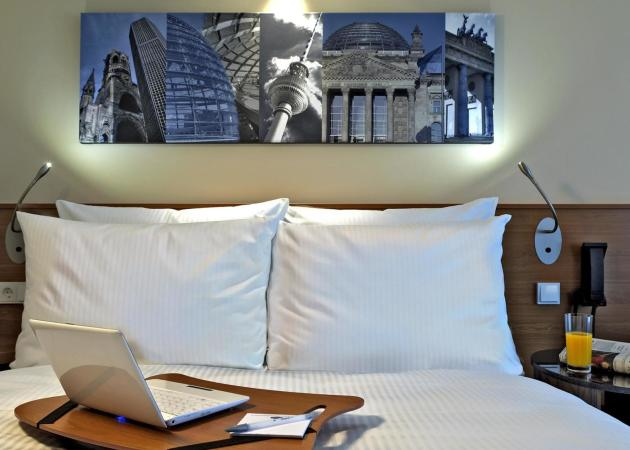 Hotel Hampton By Hilton Berlin City West 1