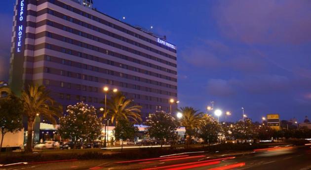 Hotel Expo Hotel Valencia 1