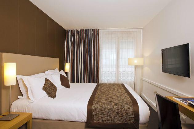 Residhome paris opera hotel paris from 120 for Studio appart hotel paris