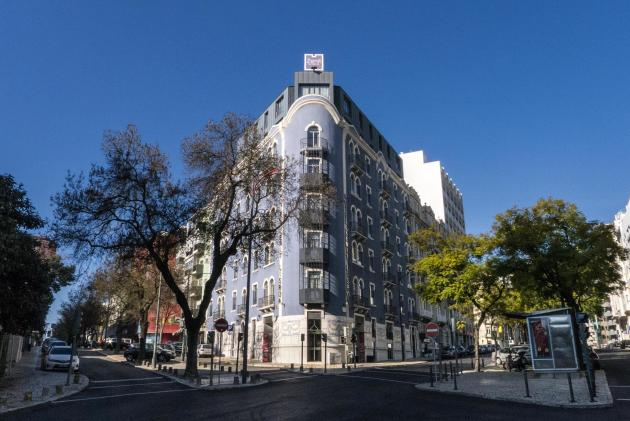 Hotel Zenit Lisboa Hotel 1