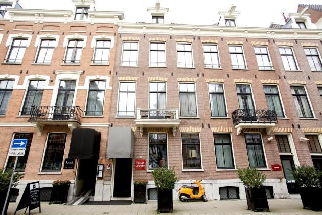Hotel And Flights To Amsterdam City Centre