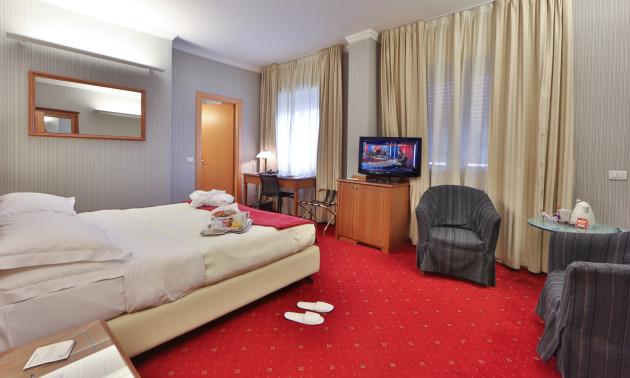 Hotel Best Western Hotel Major 1