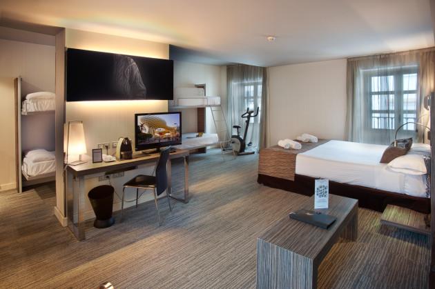 Hotel Petit Palace Santa Cruz thumb-3