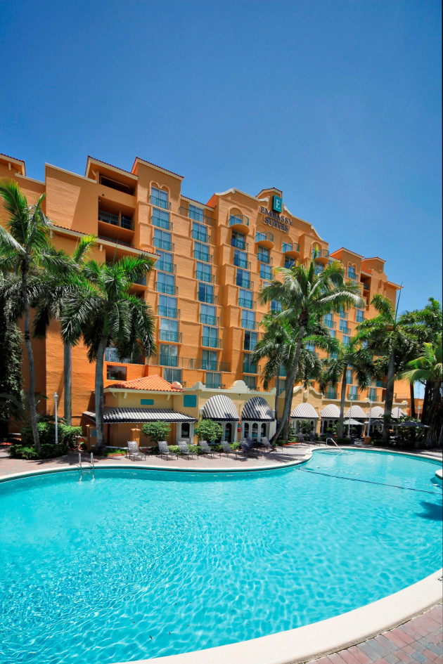 Hôtel Embassy Suites By Hilton Miami International Airport thumb-4