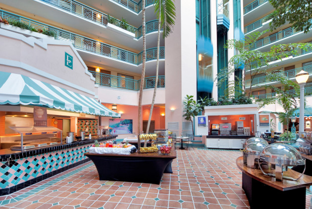 Hôtel Embassy Suites By Hilton Miami International Airport thumb-3